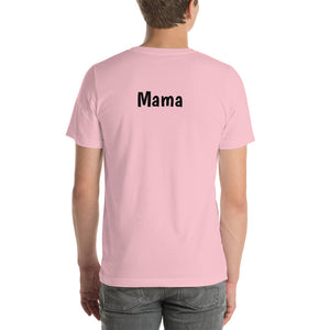 Her Clique (Mama) - Short-Sleeve Unisex T-Shirt