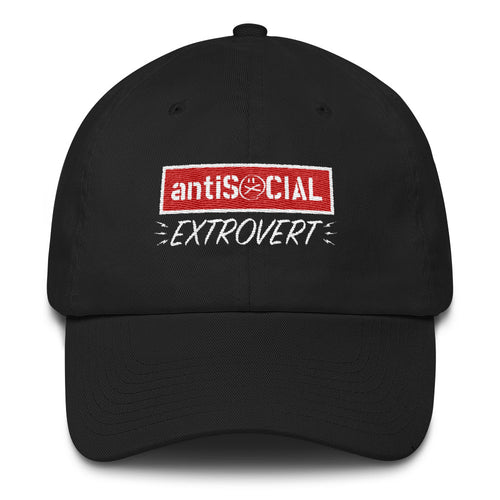 Antisocial - Dad Hat