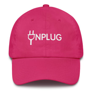 Unplug - Dad Hat