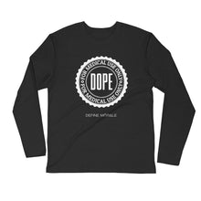 Medical Dope - Long Sleeve Fitted Crew