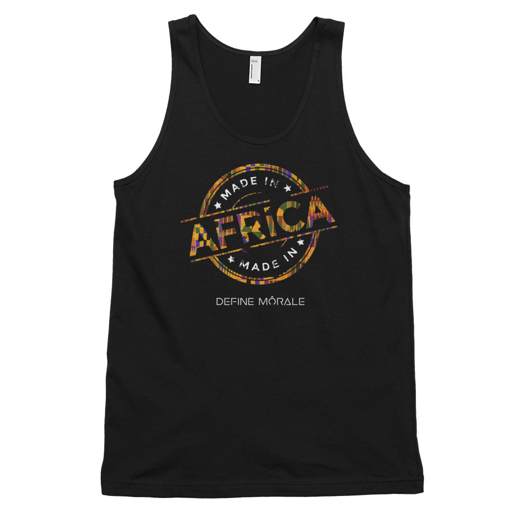 Made In Africa - Classic tank top (unisex)