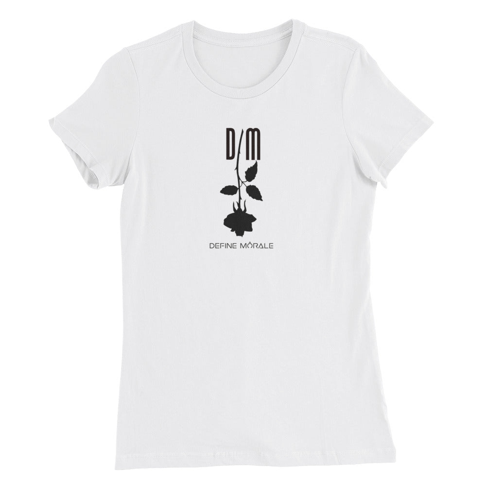 Dead Rose - Women's Slim Fit T-Shirt