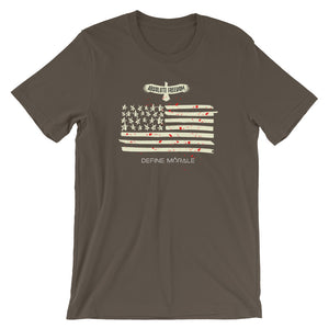 Absolute Freedom - Short-Sleeve Unisex T-Shirt
