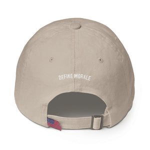 Originality Over The Hype - Tan Cotton Cap
