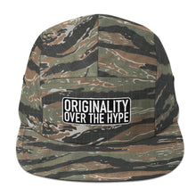 Originality Over The Hype - Five Panel Cap