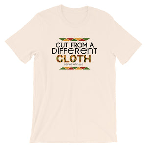 Different Cloth - (White) Short-Sleeve Unisex T-Shirt