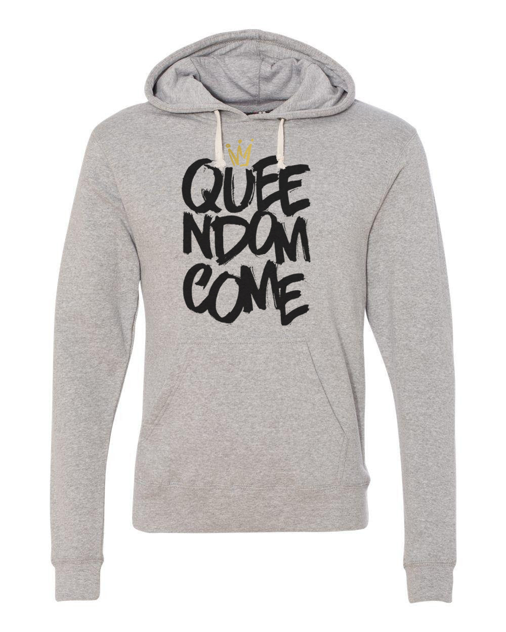 Queendom Come - Hoodie (Vintage Grey)