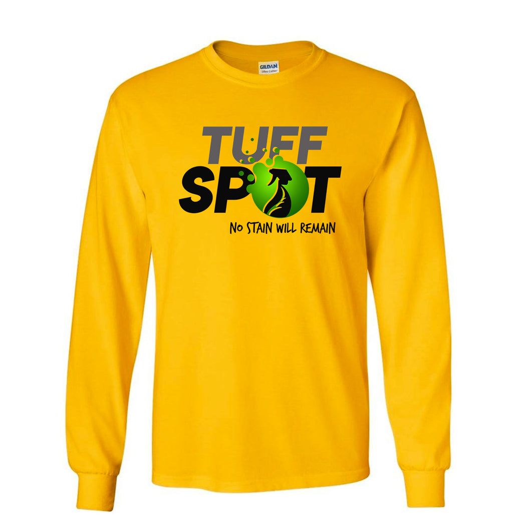 Tuff Spot - (Gold) Long Sleeve Shirt