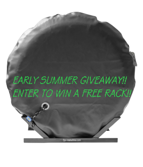 ONE WEEK LEFT.  EARLY SUMMER GIVEAWAY! ENDING SOON