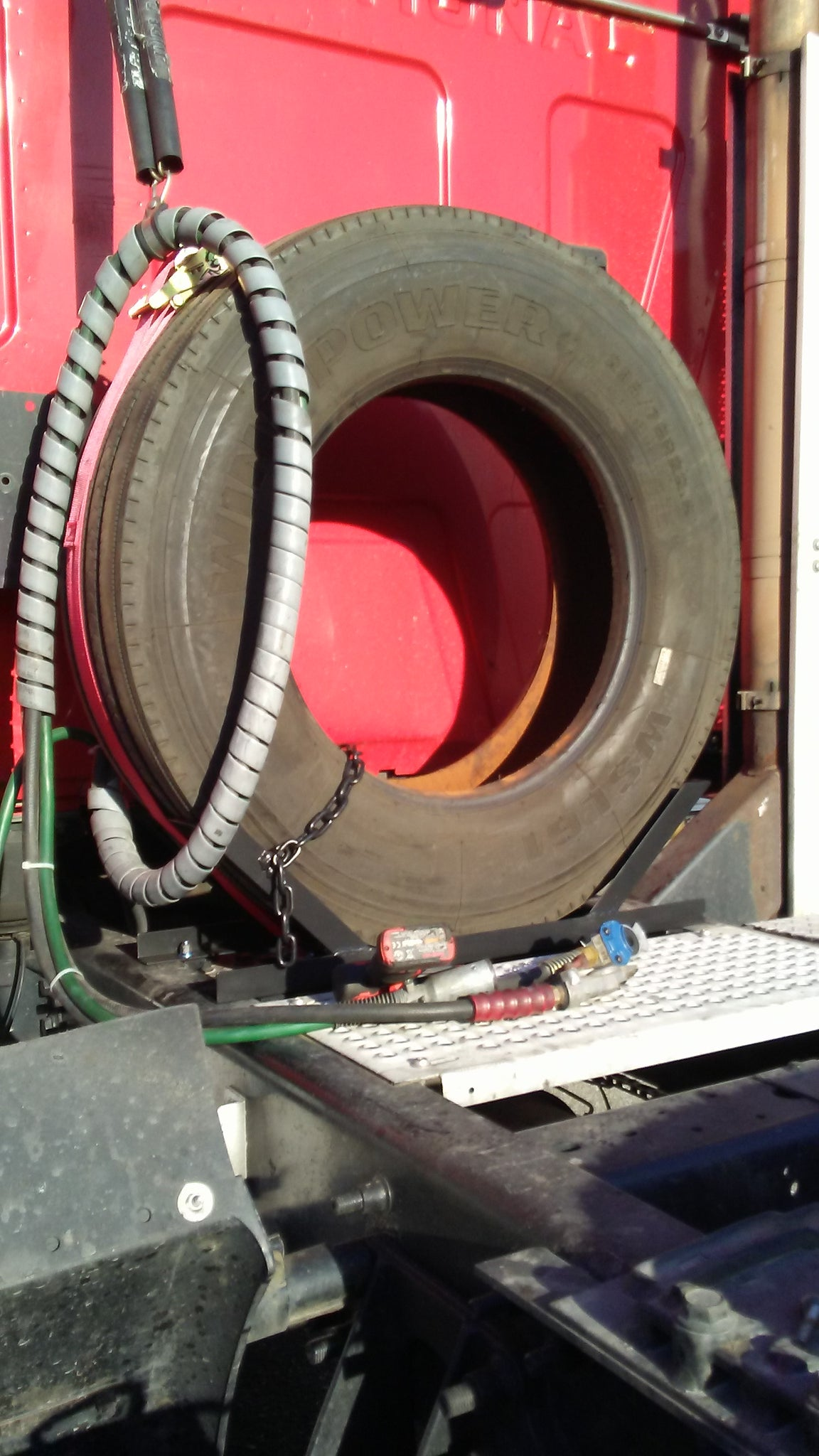 Fps Industries Manufacturer Of Semi Truck Spare Tire