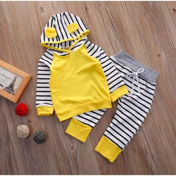 , 2Pcs/Set Adorable Jumpsuit 0-3 years, Baby Shower Gifts, Maternity Fashion and Parenting Gadgets