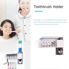 , Antibacteria UV Automatic Toothbrush Sterilizer, Bath & Beauty, Maternity Fashion and Parenting Gadgets