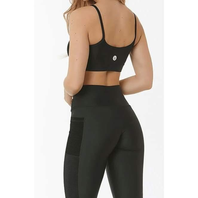 , Basic Black Sports Bra, Activewear, Maternity Fashion and Parenting Gadgets