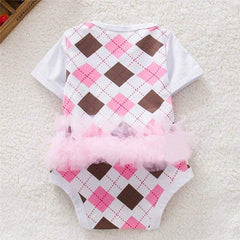 , Cute Newborn Rompers Girls Geometric, Kids & Babies, Maternity Fashion and Parenting Gadgets
