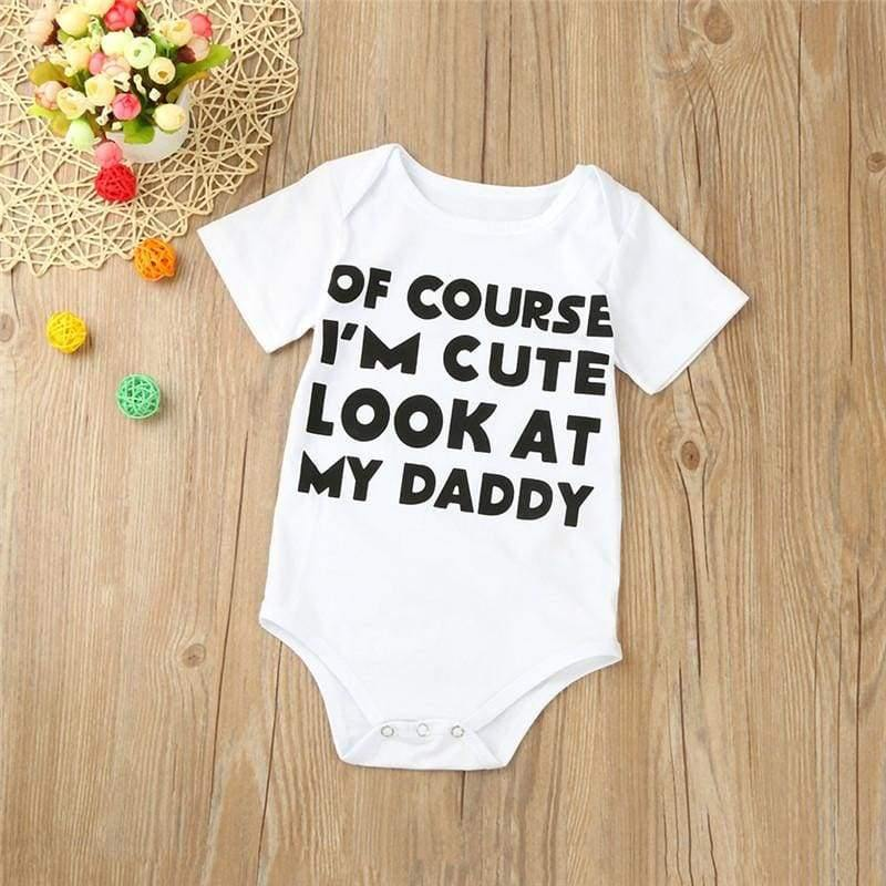 , Hot Sale Summer Newborn Romper Infant Baby, Kids & Babies, Maternity Fashion and Parenting Gadgets