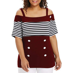 , Maternity T Shirt Women Plus Size Off Shouder, maternity top, Maternity Fashion and Parenting Gadgets