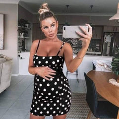 , New Dots Print Pregnant Woman Nightwear, Women's Clothing, Maternity Fashion and Parenting Gadgets