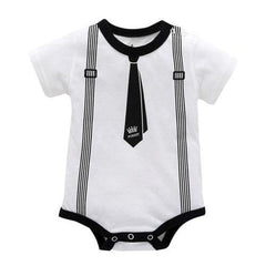 , Suit Up Baby Rompers, Kids & Babies, Maternity Fashion and Parenting Gadgets