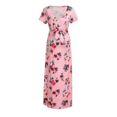 , Summer maternity Dress Floral, maternity dress, Maternity Fashion and Parenting Gadgets
