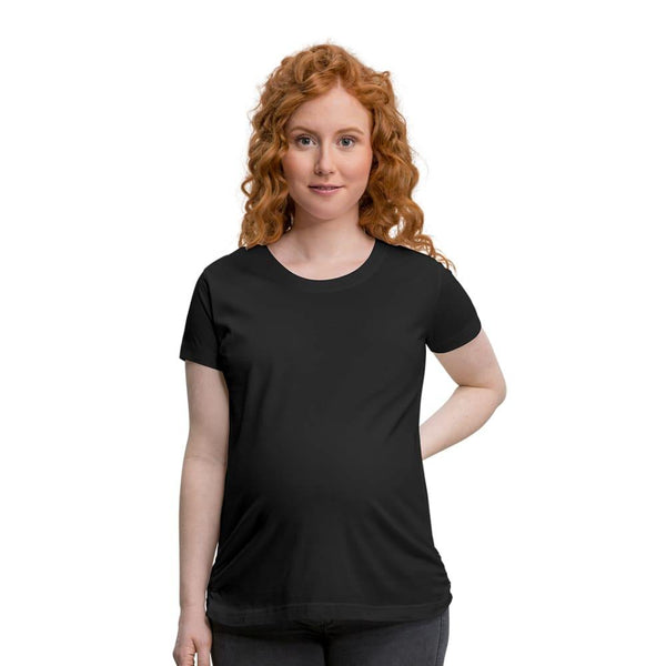 , Women's Premium Maternity T-Shirt - Plain, Women's Maternity T-Shirt, Maternity Fashion and Parenting Gadgets