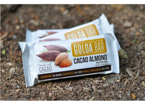 SERIES: What Makes Golda Bar Better? Less Than 7g Sugar Per Bar!