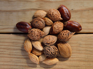 Healthy Fats from Nuts and Seeds