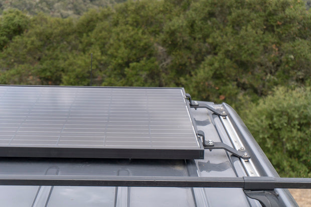 Solar Panel Mount Set with Hardware