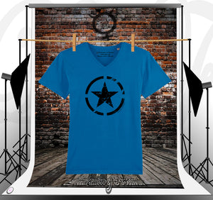 Blue Black Star
