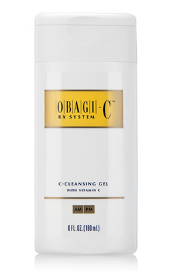 Obagi-C C-Cleansing Gel 6.0 fl oz (177 mL)