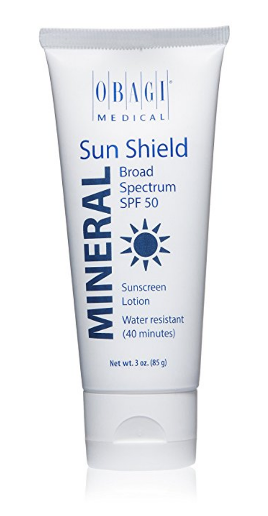 Obagi Sun Shield Mineral Broad Spectrum SPF 50 3.0 oz (85 g)