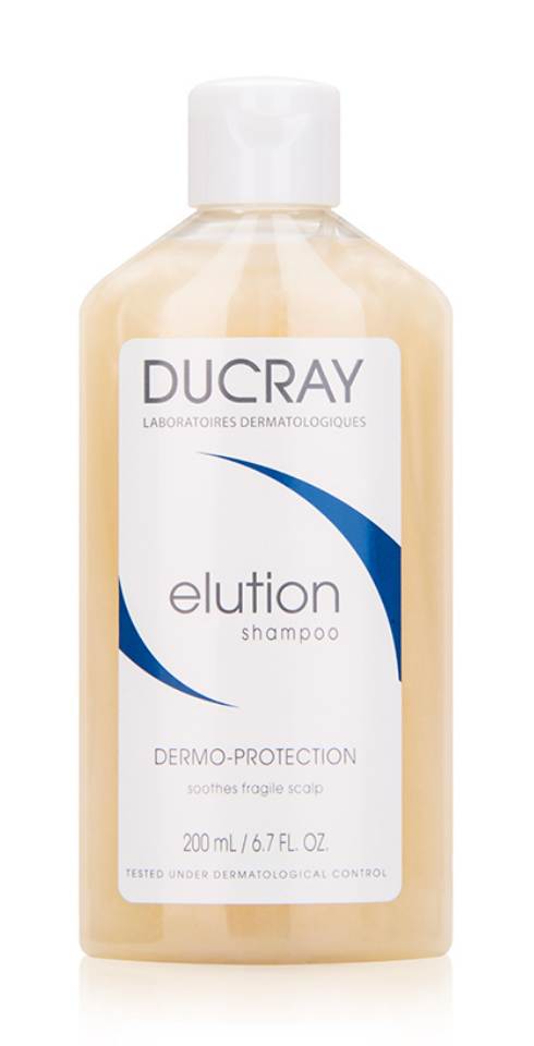 Ducray Elution Shampoo 200ml  (6.76 fl oz.)