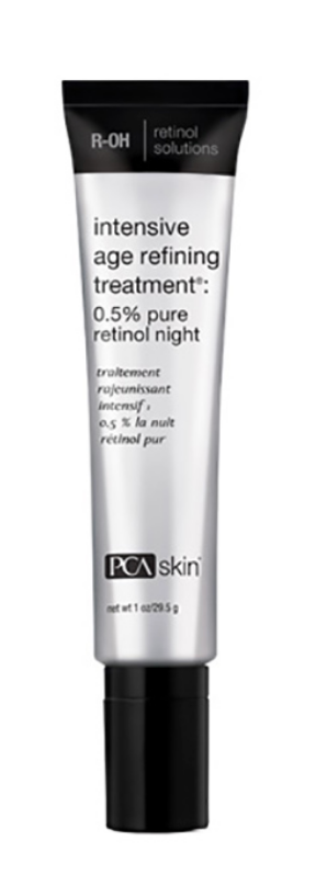 PCA Skin Intensive Age Refining Treatment 0.5% Pure Retinol Night (1 oz.)