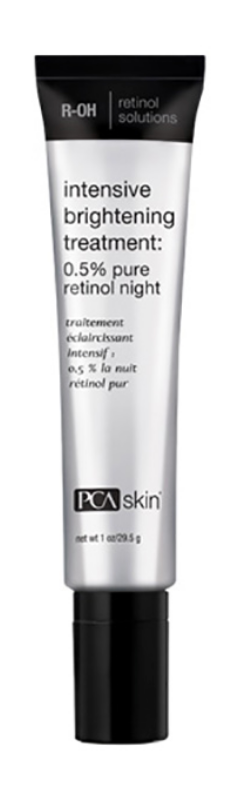PCA Skin Intensive Brightening Treatment: 0.5% Pure Retinol Night (1 oz.)