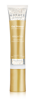NuFace Gel Primer 24K Gold Complex - Brighten (2 fl oz.)