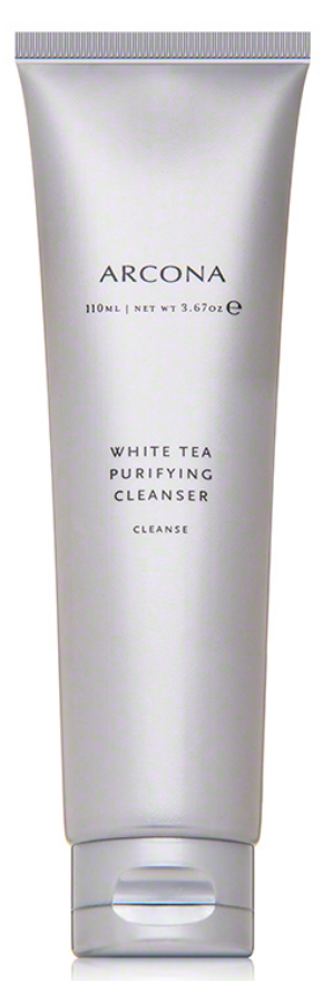 ARCONA White Tea Purifying Cleanser (3.67 oz.)