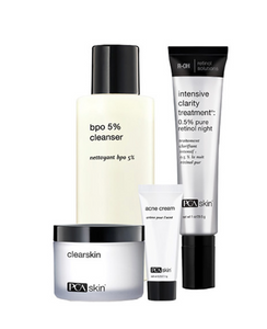 PCA Skin The Acne Control Regimen (4 piece)