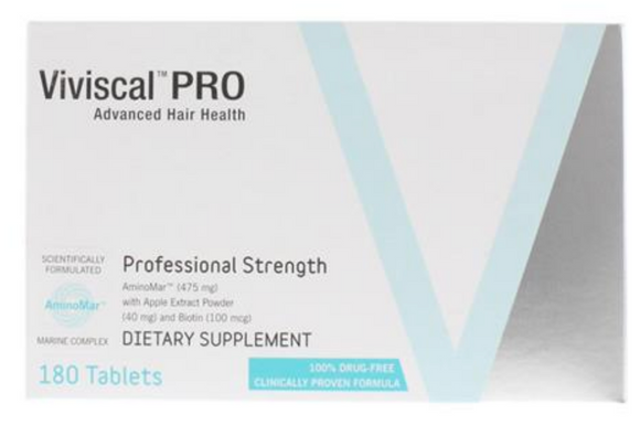 Viviscal Professional Strength Hair Growth Supplement - 3 Month Supply 180 Tablets