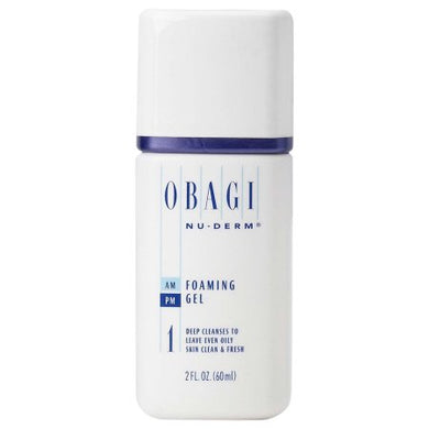Obagi Nu-Derm Foaming Gel 2.0 fl oz (60 mL)