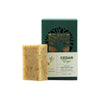 Vanissa Organic Soap Bar - Speciality Bar - Cedar & Sage - Made with Certified Organic Ingredients