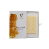 Vanissa Natural Soap Bar - Milk & Honey - Made with Coconut Oil