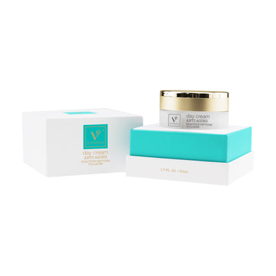 Anti-Aging Day Cream with Bioactive Peptides & Collagen