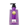 Vanissa Natural Shower Gel Body Wash - Made with Lavender Essential Oils - Free of Color, Fragrance, & Silicones