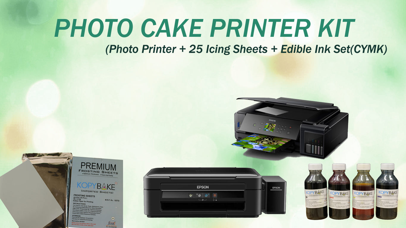 Edible Coffee Printing Machines