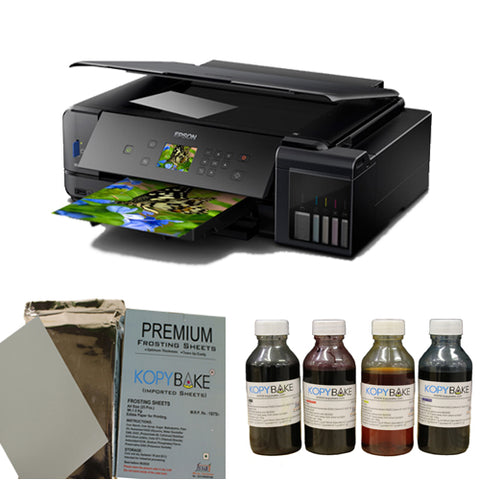 Epson A3 Photo Cake Printer Kit - Kopybake