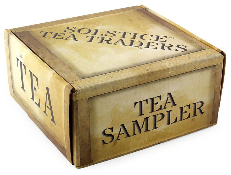 Boston Tea Party Sampler - SolsticeTeaTraders