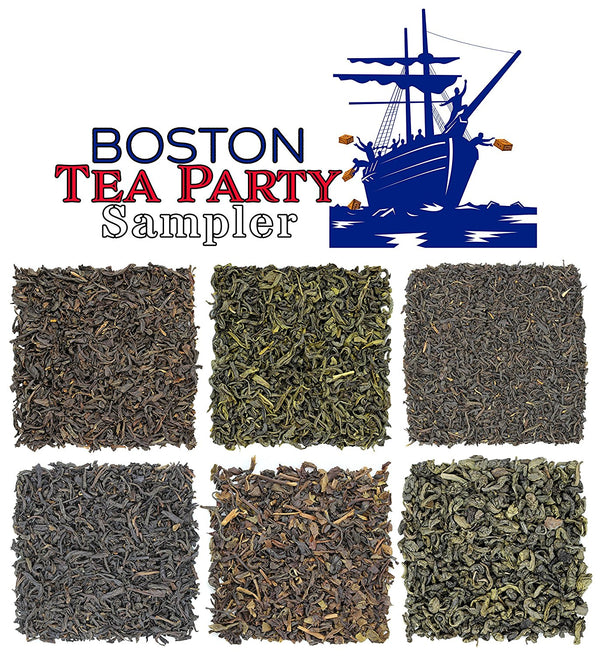 Boston Tea Party Sampler