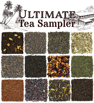 12-Tea Ultimate Sampler