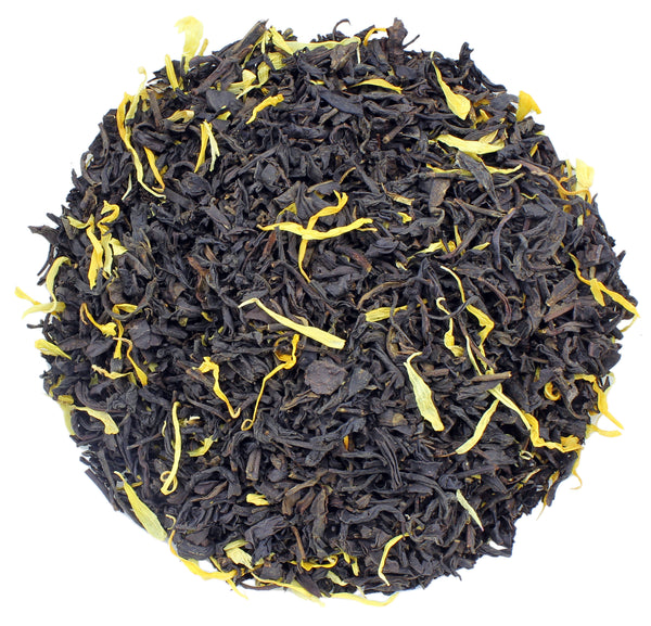 Apricot Flavored Black Tea - SolsticeTeaTraders
