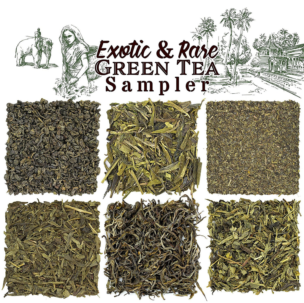Exotic and Rare Sampler Collection