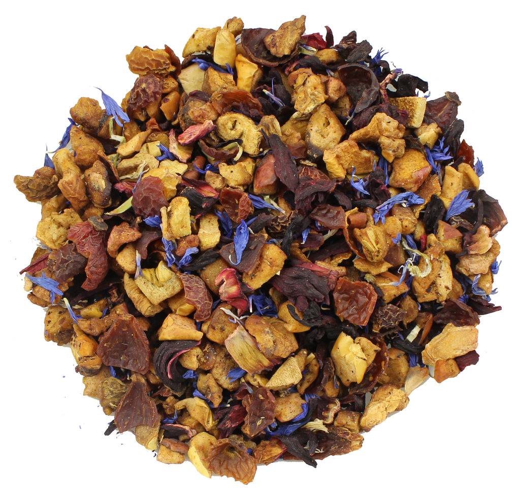 Blue Eyes Hibiscus Herbal Tea